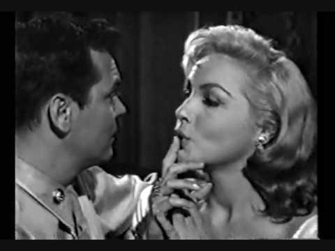 Julie Newmar Peter Marshall THE KISS