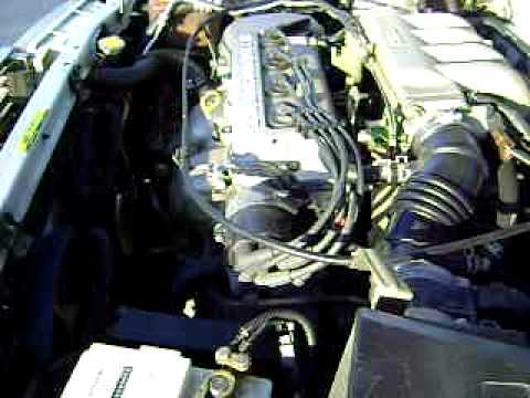 Nissan V16 1995 Twin Cam - YouTube