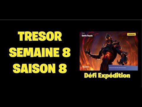fortnite-saison-8-semaine-8-dÉfis-expÉdition-trÉsor-cachÉ-dans-l'Écran-de-chargement