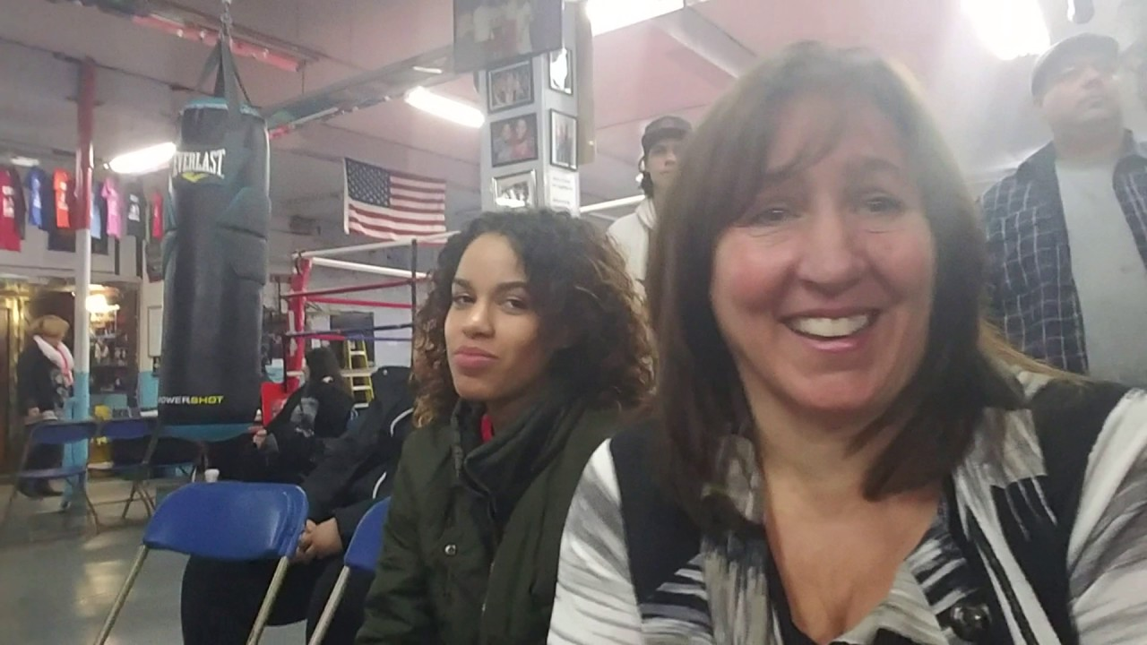 fights in the bronx    john u0026 39 s boxing gym