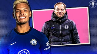 "BREAKING : £13M BID MADE! CHELSEA WANT ""BRAZILIAN KIMMICH"" FOR TUCHEL! 