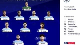 Αρσεναλ - Μάντσεστερ Σίτι 0-3 highlights