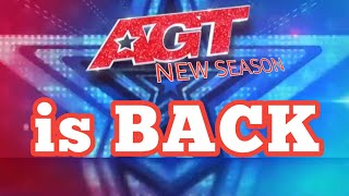 A First Look at the NEW SEASON of AGT! - Meet the Four (4) Judges