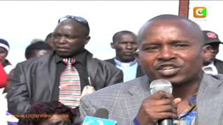 President Kenyatta Defends The Standard Gauge Railway Project