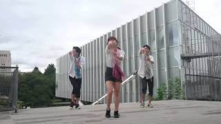 マッキー(あ~ちゃん)、ルナ(のっち)、ケチャップ(かしゆか)、3...