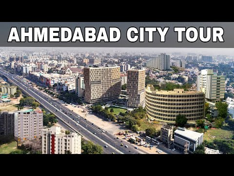 AHMEDABAD City Full View (2018) Within 5 Minutes | Plenty Facts |Ahmedabad City Tour 2018|Ahmedabad