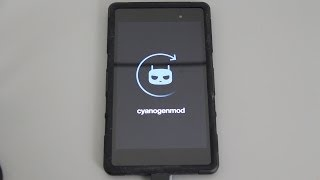 How To Install CyanogenMod 11 (CM11) on the Google Nexus 7!! (First Look, Setup, and Review)