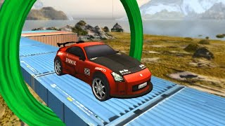 Impossible Stunts Cars 2019 // Gameplay