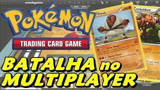 Pokémon TCG Online (Multiplayer) - Vencemos???
