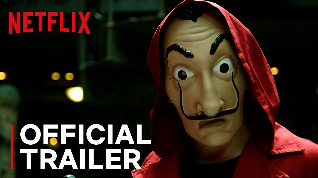 Money Heist: Part 3 | Official Trailer | Netflix