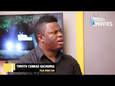 Timoth Conrad kuhusu Bongo Movies - Short Break S01E01
