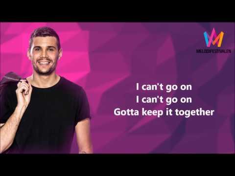 Robin Bengtsson - I Can't Go On Lyrics