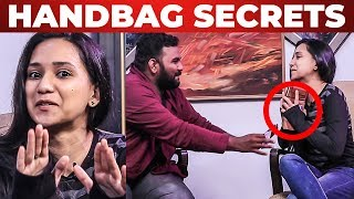 Baixar Deepthi's Handbag Secrets Revealed | Adhu Idhu with Ayaz | Black Sheep | What's Inside the HANDBAG