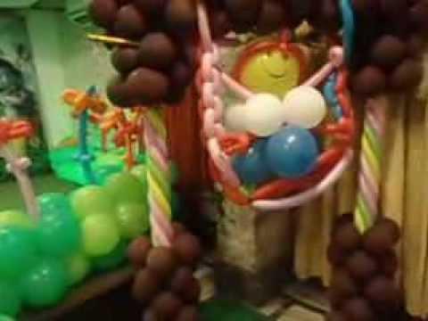 Gupta Event Management Brundaban Theme Jalwa Party Youtube