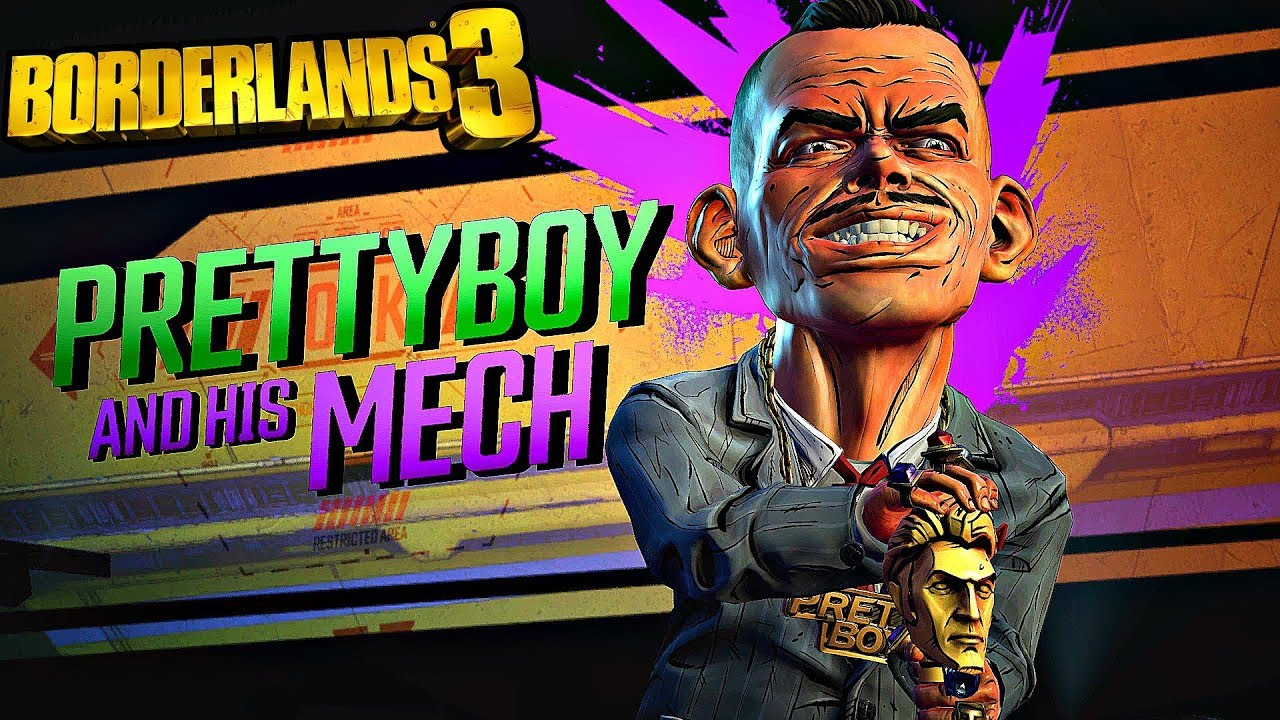 Pretty Boy Boss Battle And Moxxi Dlc Ending Borderlands 3 Moxxi S Heist Of The Handsome Jackpot