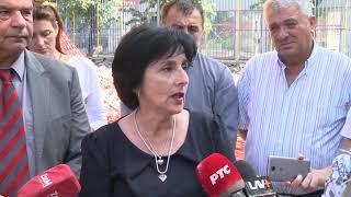TV 5 - Počela rekonstrukcija Zelene pijace.