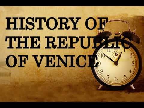 History of the Republic of Venice