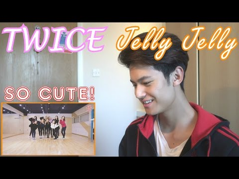 TWICE - Jelly Jelly (Dance Practice) Reaction