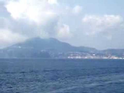Across the Tyrrhenian sea in Italy
