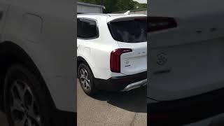 2020 Kia Telluride Remote Start done with iDatastart HCX