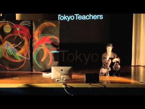Performance: Midori Narasaki and Ryo Sasaki as Mandara at TEDxTokyoTeachers