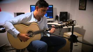 Cherish (The Association) played by Javier Rubio Carballo (Pat Metheny cover)