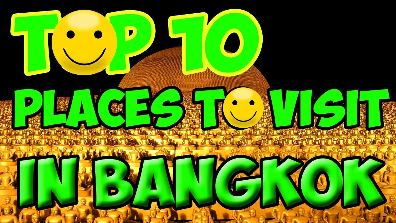 Best Places to Work, Meet, Study in Bangkok