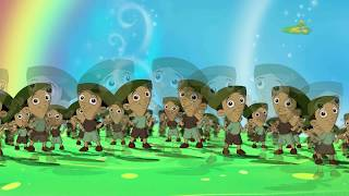 Jam Jam Jambura Full Song from Chhota Bheem And The Curse Of Damyaan Movie [Telugu]