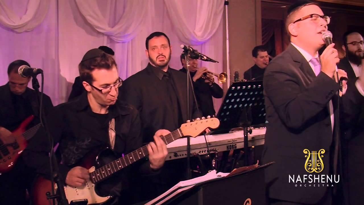 Nafshenu Orchestra Performing Yatzliach-Od Yishoma Medley Featuring Dovid Gabay & Yedidim Choir