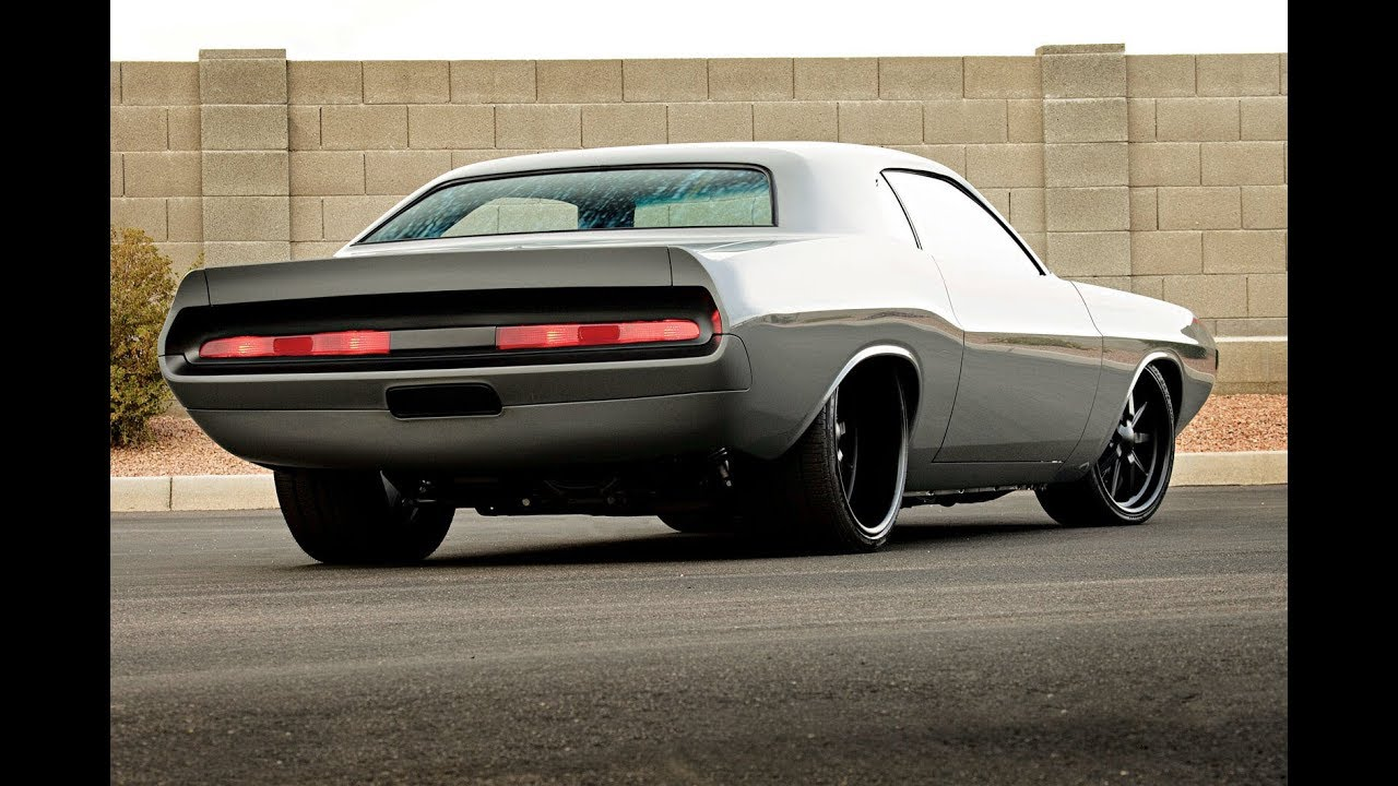dodge challenger 1970 tuning muscle car youtube. Black Bedroom Furniture Sets. Home Design Ideas
