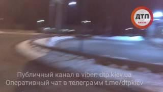 02.02.2017 ДТП КИЕВ СТОЛИЧКА ВАЗ ФУРА ТРУП ВОДИТЕЛЬ 2