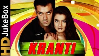 Kranti (2002) | Full Video Songs Jukebox | Vinod Khanna, Bobby Deol, Ameesha Patel, Rati Agnihotri