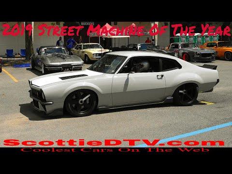 2019 Goodguy's Street Machine Of The Year Contestants