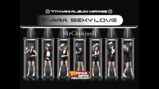 Official T-ara Sexy Love (HQ Audio)