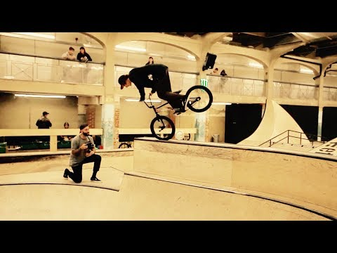 BMX: Battle of Hastings 2017 - Fun Friday Madness! (Raw / Webisode)