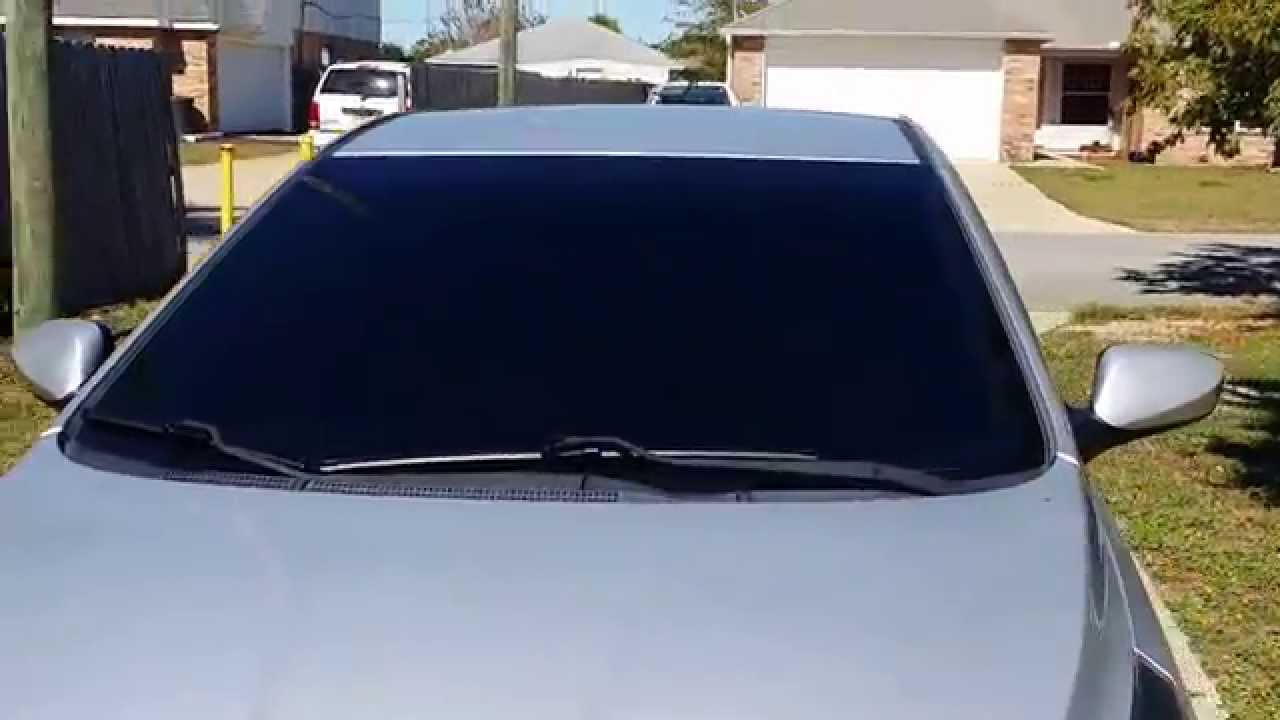 15 windshield tint youtube for 15 window tint pictures