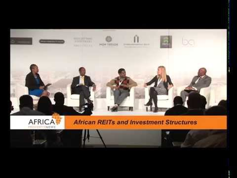 REITs and Property Investment structures in Africa