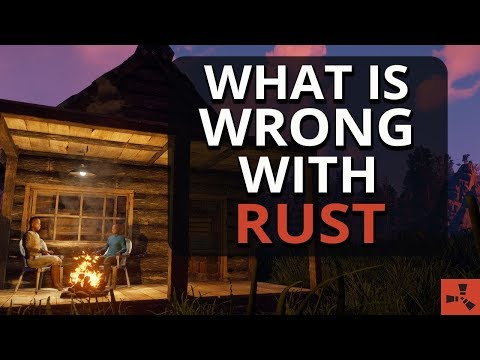 What is Wrong with Rust Right Now?