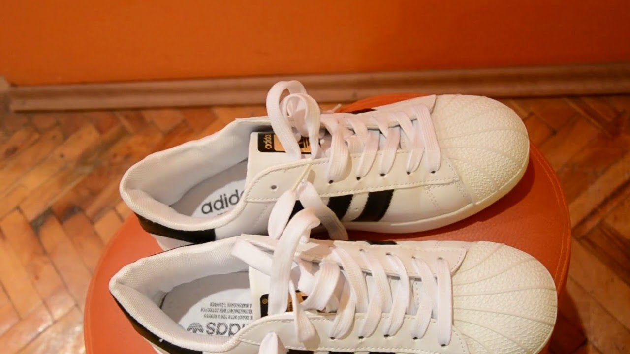 adidas superstar aliexpress su youtube