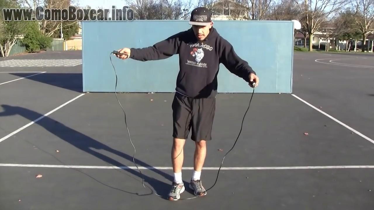 Cuantas veces debo saltar la cuerda para bajar de peso