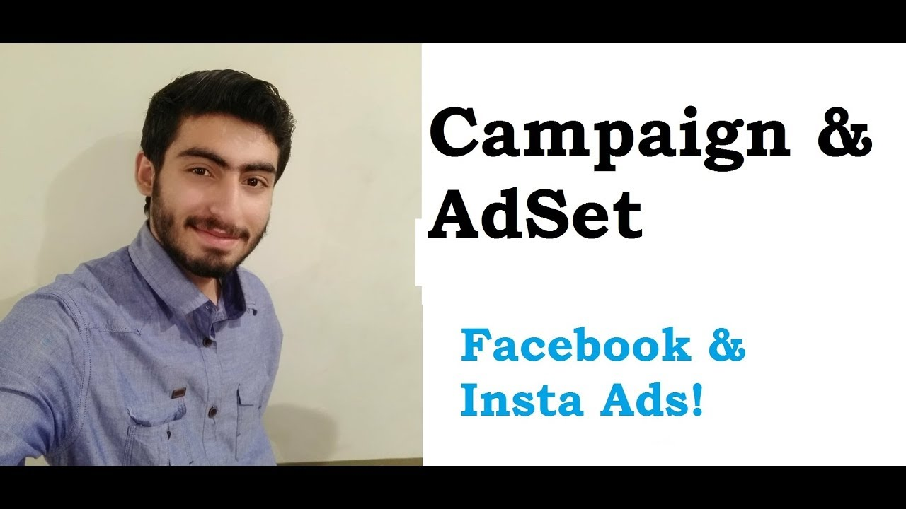 3. Facebook Ads tutorial in Urdu/Hindi |  Campaign & adset in Ads Manager