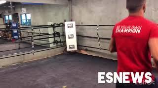 Vasyl Lomachenko Breaks Down Usyk vs Bellew - esnews boxing