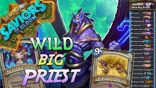 Wild Big Priest Deck   Saviors of Uldum   Hearthstone