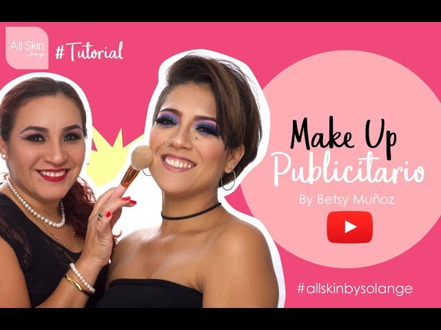 Make up publicitario