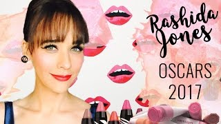RASHIDA JONES OSCARS TUTORIAL by celeb makeup artist Jamie Greenberg! *Glossier promo code!*