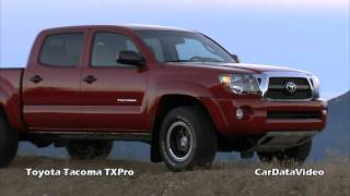 2011 TOYOTA TACOMA SR5 DOUBLE CAB PRE RUNNER Review Car Videos * For Sale @ Ravenel Ford SC