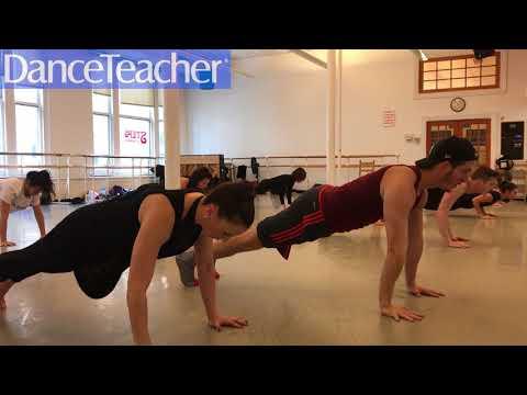 Chet Walker Core Strengthening Sequence