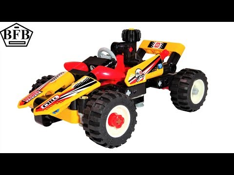 Lego Technic 42101 | Strandbuggy | 2in1 | Lego Speed Build Review | Modell B