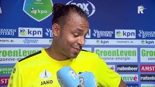Heerenveen-keeper Hahn over nederlaag tegen Feyenoord: 'Heel rare middag'