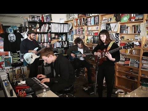 Mothers: NPR Music Tiny Desk Concert
